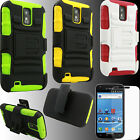 Case for Samsung Galaxy S II 2 T-Mobile BHEK Holster Cover  Silicone SGH-T989