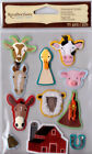 Recollections ANIMAL themed sticker varieties~Farm, Woodland,  Ducks~BNIP~NICE!