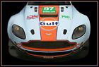 Aston Martin Gulf art print From The Auto Photo Collection  Quality Print
