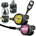 Cressi Kit Mc9 Xs Compact Rosa + Octopus Xs + Cressi Console 2 05CH