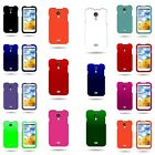 For BLU Studio 5.0 Case - Hard Slim Fit Rubberized Matte Snap-On Phone Cover