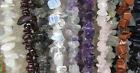 """16""""L Sections Crystal Chips Gemstone Jewelry Beads 1 Strands"""