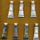 Choose 1 new tube Winsor & Newton Artist's grade 14 ml. WC paint browns series 1