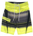 NEW O'neill SUPERFREAK Boardshorts Surf Beach swim trunk sz 30-38 stripe stretch