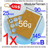 1x MOVEMENT TRAY MDF 5x3 3x5 (B) 25mm ROUND BASE WAR HAMMER WARGAME GAME USD