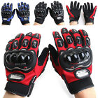 NEW  Men's Sports Motocycle Cycling Bike Bicycle Stylish Full Finger Gloves