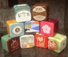 Fossil Collectable Tins Choose Your Favorite