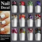 Fashion Nail Art Decals French Manicure Water Transfer Stickers Decoration Hot