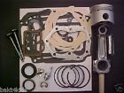 for Kohler K301 engine 12hp Master rebuild kit with valves and free tune up