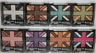 Rimmel Quad Eye Shadow -BLACK CAB,ROYAL BLUE,PURPLE REIGN, TRUE UNION - Set of 3