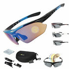 Rockbros Polarized Cycling Glasses Eyewear Bike Goggles Fishing Sunglasses Uv400