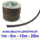 SIAF BROWN 1.5mm HEAT RESISTANT WIRING / HIGH TEMPERATURE EQUIPMENT WIRE CABLE