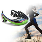 Sport Wireless Headset Headphone Earphone Music MP3 Player Micro TF FM Radio