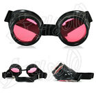 welding goggles SUNGLASSES CYBER STEAMPUNK COSPLAY GOTH ANTIQUE VICTORIAN