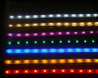 RC Boat 9~12v LED Strip Light Kit With Switch ~ 7 Colours ~ 5 Lengths