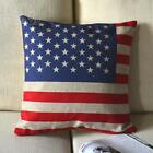 Vogue Design Soft Chenille Cushion Covers or Filled Cushions National Flags JJ