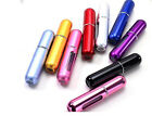 HOT  Refillable Perfume Atomizer Bottle Travel Scent Pump Portable Spray Case