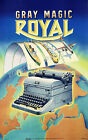 Vintage Typewriter ad print poster, large 4 sizes available