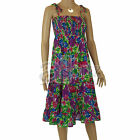 Ladies Summer Sun Cotton Casual Dress BHS Size UK 8 10 12 14 16 18 Beach