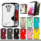 Anti Shock defender Armor Dual Layer Protective Bumper Case CoverFor G2 / G3