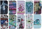 For Samsung Galaxy SIII S3 I9300 Ape Paris ID Flip PU Leather Cover Case Wallet
