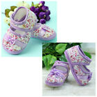 Lovely Baby Girl Princess Newborn Toddler Infant Bowknot Casual Prewalk Shoes