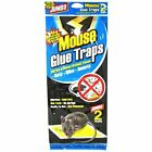 mouse traps glue mice rat sticky insect control rodent pest peanut scent large
