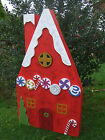 SANTA CHRISTMAS HOUSE - DECORATION OUTDOOR & INDOOR - FATHER CHRISTMAS