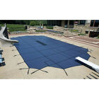 Arctic Armor 20 Yr Ultra Light Solid In Ground Pool Safety Cover 18 x 40 Step