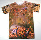 THE CLASSICS ART SERIES T SHIRT SUBLIMATED  SUBLIMATION URBAN WEAR