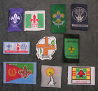 World Scouting - National / Association Membership Scout Badge Patch -Choice # B