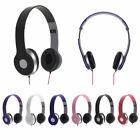 3.5mm Headphone Earphone Earbud Headset Stereo for iPod Laptop MP3/4 PC Tablet