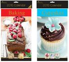 2015 Calendar Month to View Cup Cakes & Sweet Desserts Hanging Year Planner YNAR