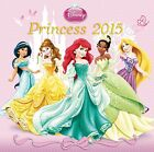 New Disney Princess, 2015 Square Calendar