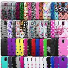 Hybrid Rubber Hard Tuff Protective Case Cover For Samsung Galaxy Phones