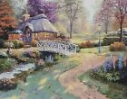 LAVENDER COTTAGE # 3 - CROSS STITCH CHART
