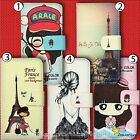 Pattern Wallet PU Patterned Leather Stand Case Flip Cover for Sony Xperia Z