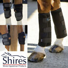 Shires HOT/COLD relief HORSE BOOTS with gel packs for hock, knee, tendon,fetlock