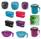 POLAR GEAR Plastic Containers Lunch To Go Noodle Soup Pasta Rice Box Pod Bowl