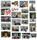 Marco Simoncelli - Gresini Honda - A4/A3 Photo Print Selection #4 - Choice of 20