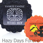 YANKEE CANDLE TARTS Halloween 2014 Scented Wax Melts Patchouli, Marshmallow