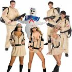 ADULT KIDS GHOSTBUSTERS HALLOWEEN FANCY DRESS COSTUME MENS LADIES SEXY MOVIE NEW