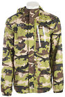 Neff Tactical Poncho Snowboard Jacket Camo Mens