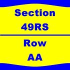 4 TIX Los Angeles Lakers vs BOS Celtics 2/22 Staples Center Sect-305