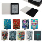 New Cute Animal PU Leather Flip Case Cover For 6 Amazon Kindle Paperwhite