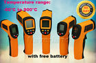 hot sale Non-Contact LCD IR Laser Infrared Digital Temperature Thermometer Gun