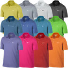 Nike Golf 2014 Mens Victory Stripe Left Chest Logo L.C Polo Shirt