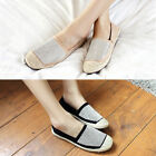New SG19 Bling Bling Cubic Women Shoes Espadrilles Slip on Ballet Flats Loafers