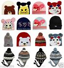 HAT Selection Kids Childrens Toddlers Boys Girls Winter Christmas Snow Warm Gift