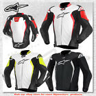 Alpinestars GP TECH Motorcycle Street Racing Leather Jacket